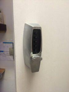 KABA code lock
