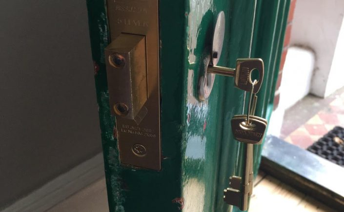 Brighton Locksmith | Mortice Lock Upgrade - After