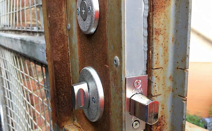 Digital Code Lock - Side | Brighton Locksmith