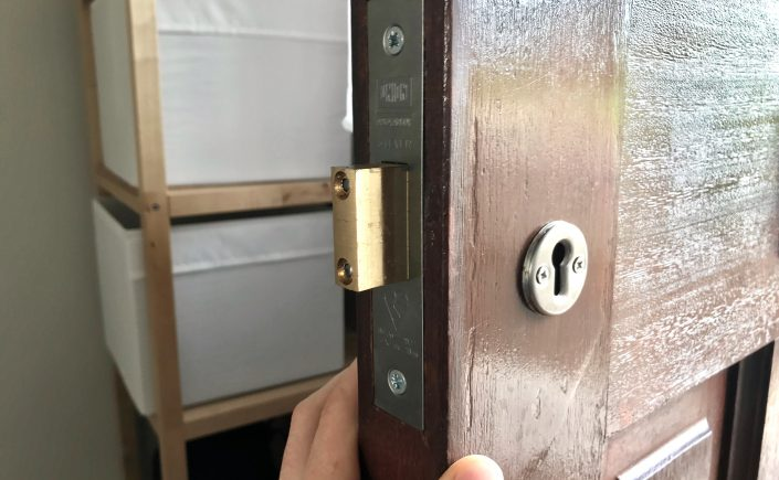 Brighton Locksmith | Nightlatch Upgrade