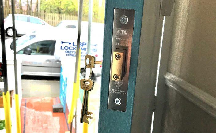 deadlock change upgrade after lbp locksmith