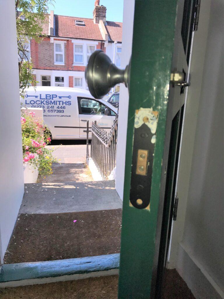 property lock change hollingdean before lbp locksmith