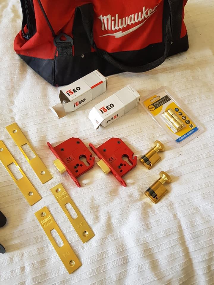 IESO euro lock kit