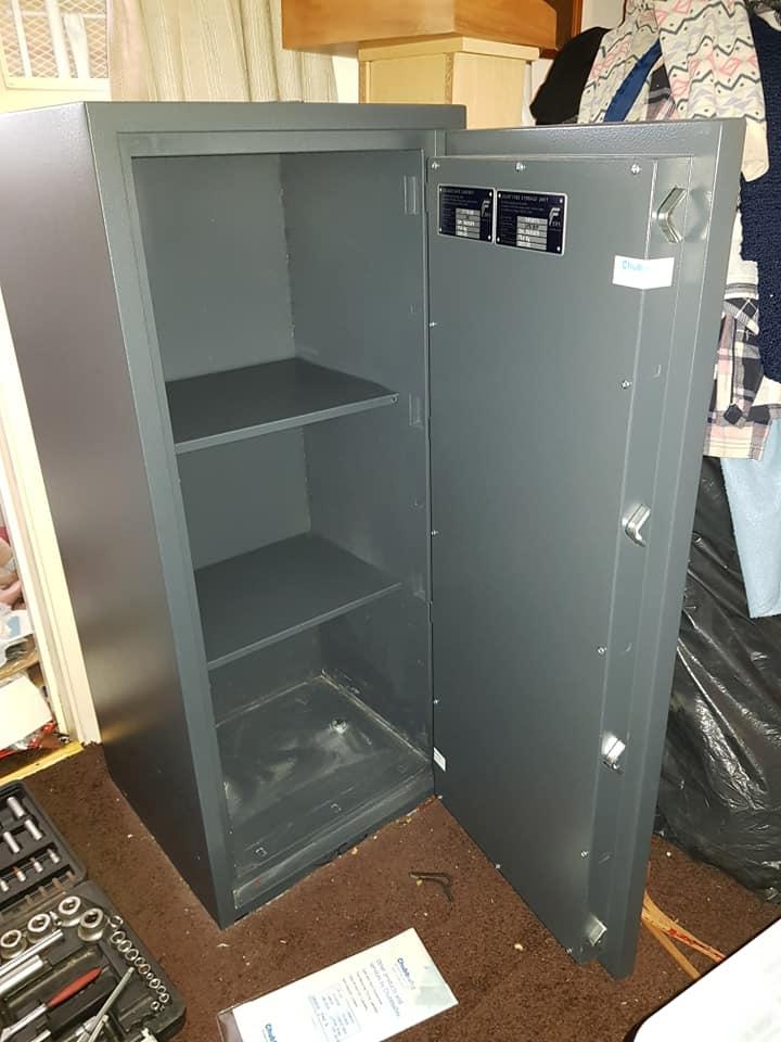 lbp chubb safe repair