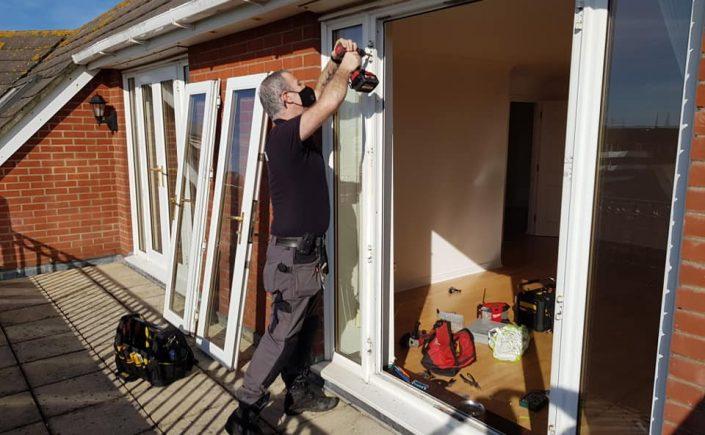 asl upvc patio door repair brighton